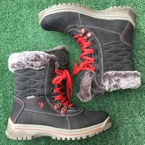 NWT Santana Canada Maldine Waterproof Hiker Boot 8